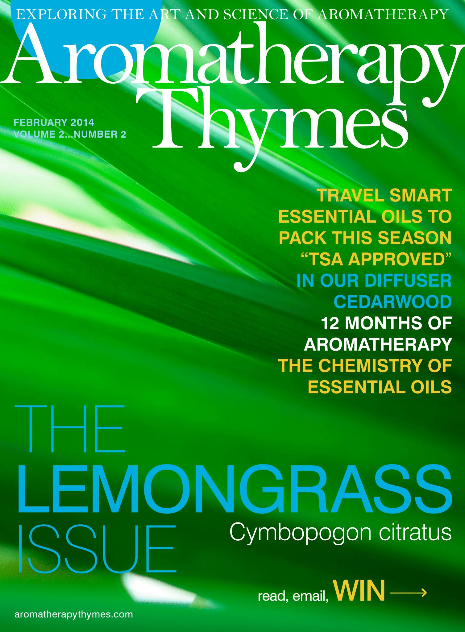 Lemongrass 2014 Vol. 2 No. 2